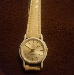 Gucci and fendi watches